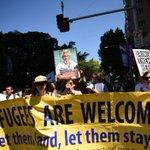 Australia-U.S. strike refugee pact
