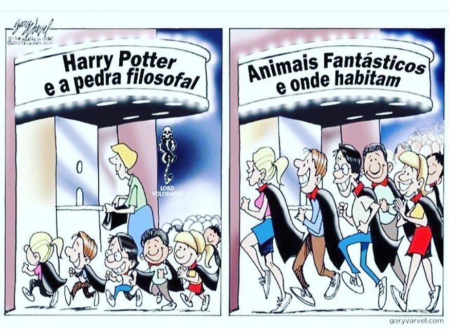#AnimaisFantasticos: Animais Fantasticos