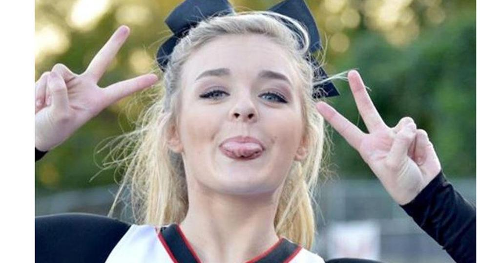 College football player charged in high school cheerleader's slaying
