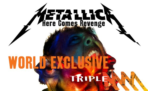 Go to https://t.co/lgwR1Cn2mI at midday to hear the WORLD EXCLUSIVE of the MASSIVE new clip from @Metallica https://t.co/y9JdCK0D5Y