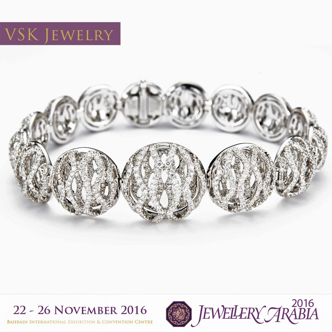 test Twitter Media - VSK Jewelry is an internationally renowned fine jewelry brand with a wide selection of fine jewelry. Visit them in Jewellery Arabia 2016! https://t.co/ULB0xutfYj