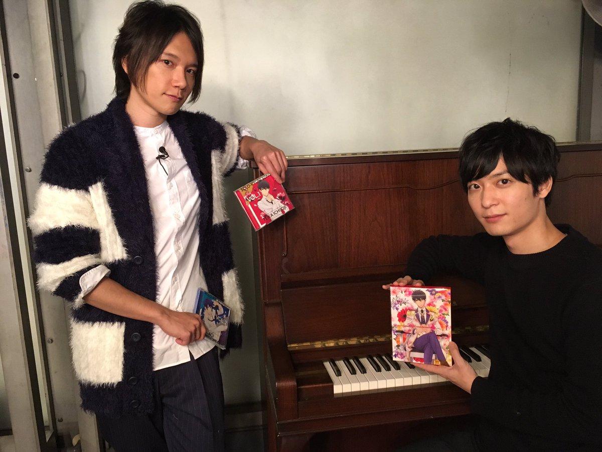 梅原裕一郎&KENN出演「マジきゅん放送委員会9きゅんっ!」ご視聴頂きありがとうございました!只今、TOKYO MXで『