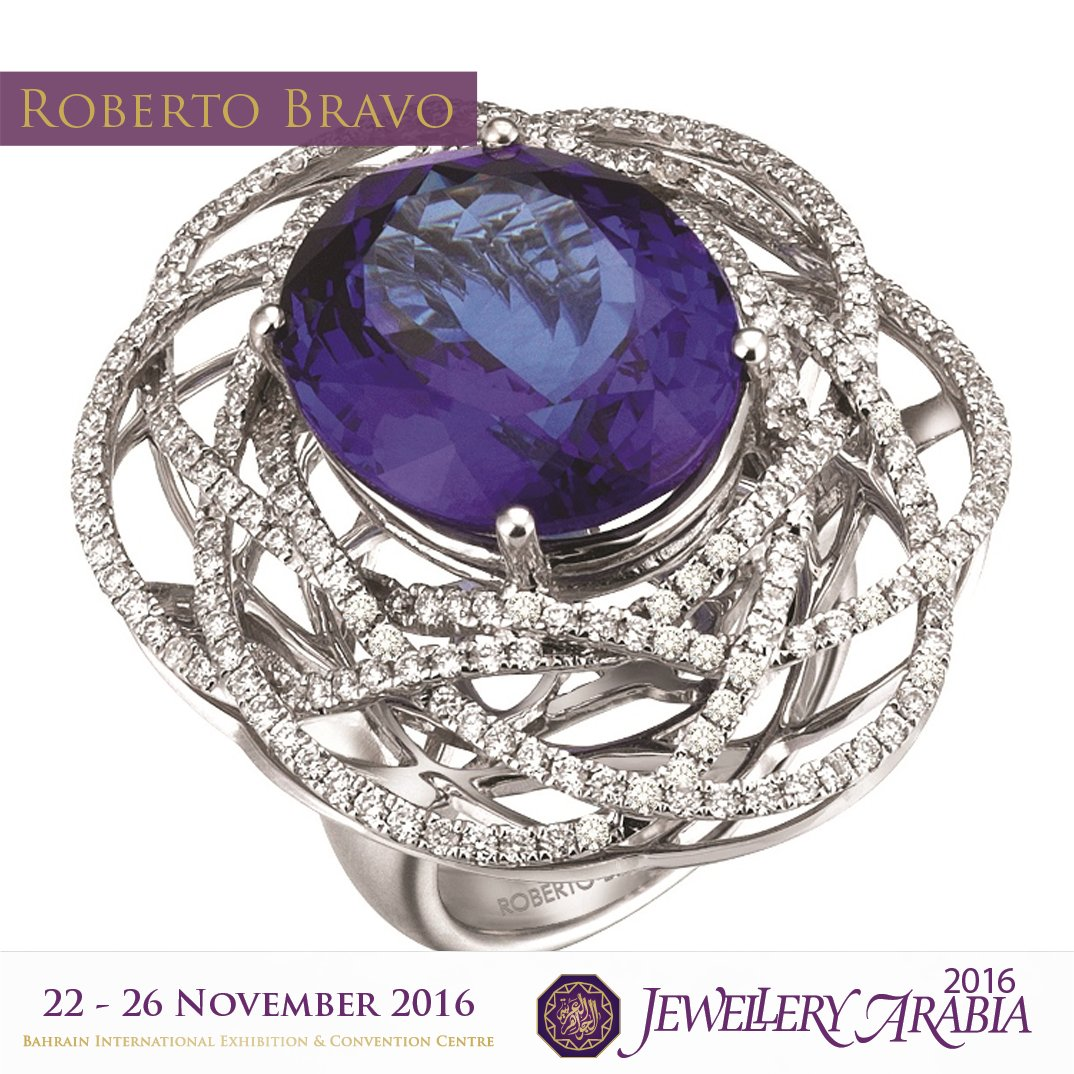 test Twitter Media - Roberto Bravo offers new journey to the fascinating world of precious stones,a flawless coloring technique to the admirers of creative soul https://t.co/OFzJ68W1ij