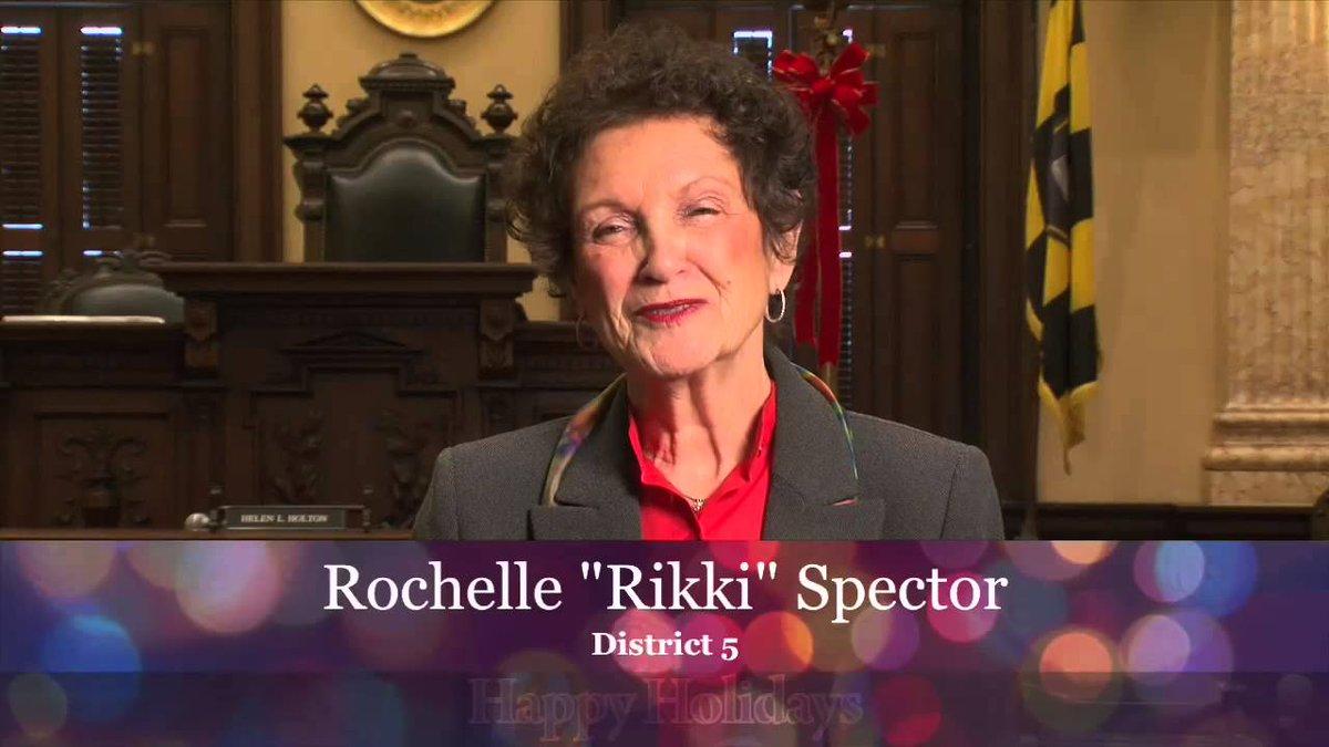 """Rochelle """"Rikki"""" Spector is 80 a"""
