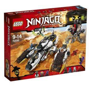 【送料無料】LEGO 70595 ニンジャゴー トランスメカ バトルライド(おもちゃ)