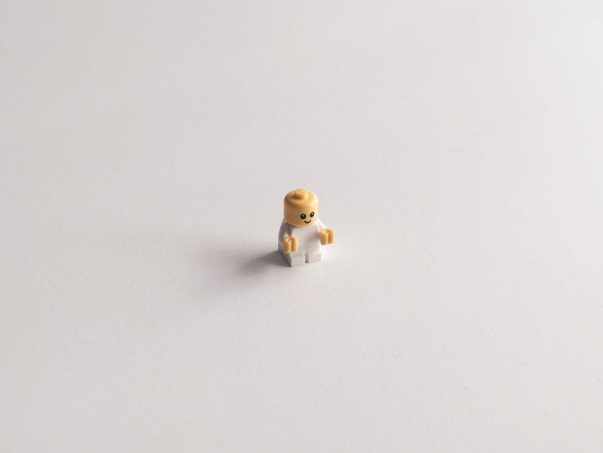 『レゴの赤ちゃん』 https://t.co/7ZYKeHkU4X