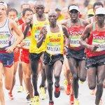 Runner Simbu eyes major events abroad