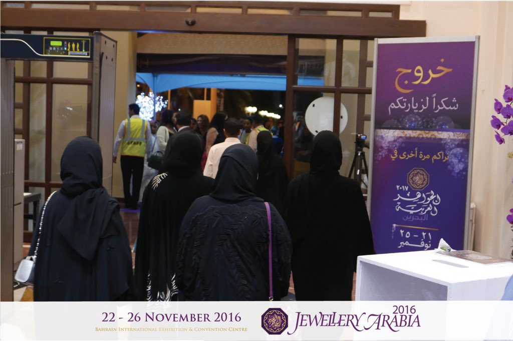 test Twitter Media - And Jewellery Arabia 2016 came to an end. See you next year at Jewellery Arabia 2017 on the 21st until the 25th November 2017 https://t.co/9AA99RE0zW