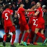 Liverpool go top as Aguero lifts City