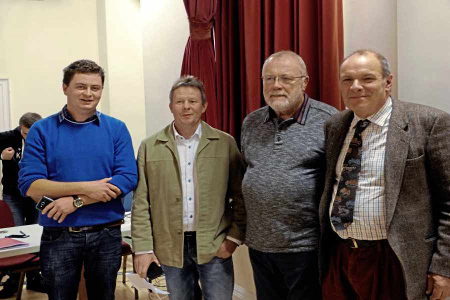 Three sitting members ousted by Alderney in FAB link protest vote « Guernsey Press