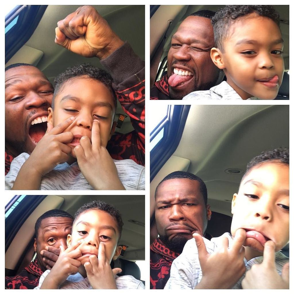 He said Daddy, let's do crazy face pictures. Lol #SMSAUDIO https://t.co/z5ku2wbhCI https://t.co/8qnQSpYivF