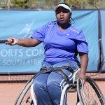 SA wheelchair tennis star dies of meningitis