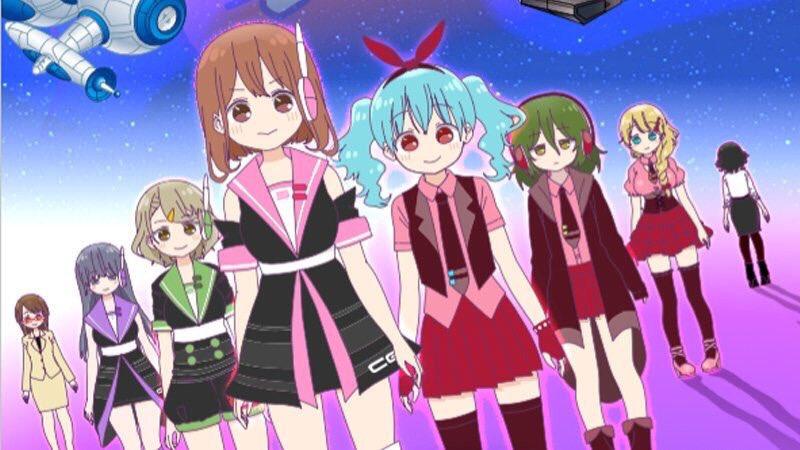 美少女遊戯ユニット クレーンゲール ギャラクシー 9話クレーンゲールとダークチェリーが合同でネクストステージへ!!宇宙一