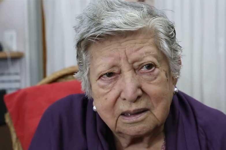 Chicha Mariani pide ayuda para encontrar a su nieta. https://t.co/EXXNFPmRLn. https://t.co/FefHaCulHH