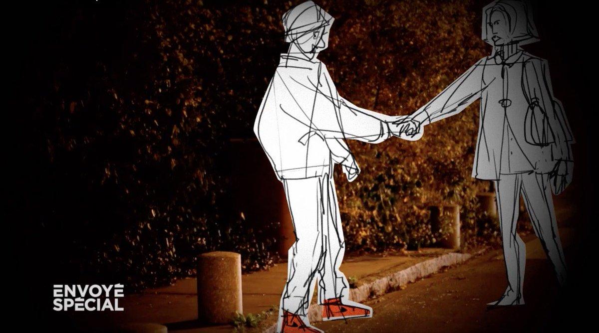 'Vous voyez un terroriste avec des chaussures orange ?' #Abbaoud #13Novembre #EnvoyeSpecial