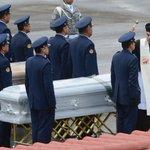 The Latest: Colombia Repatriates Dead, Crash Investigated