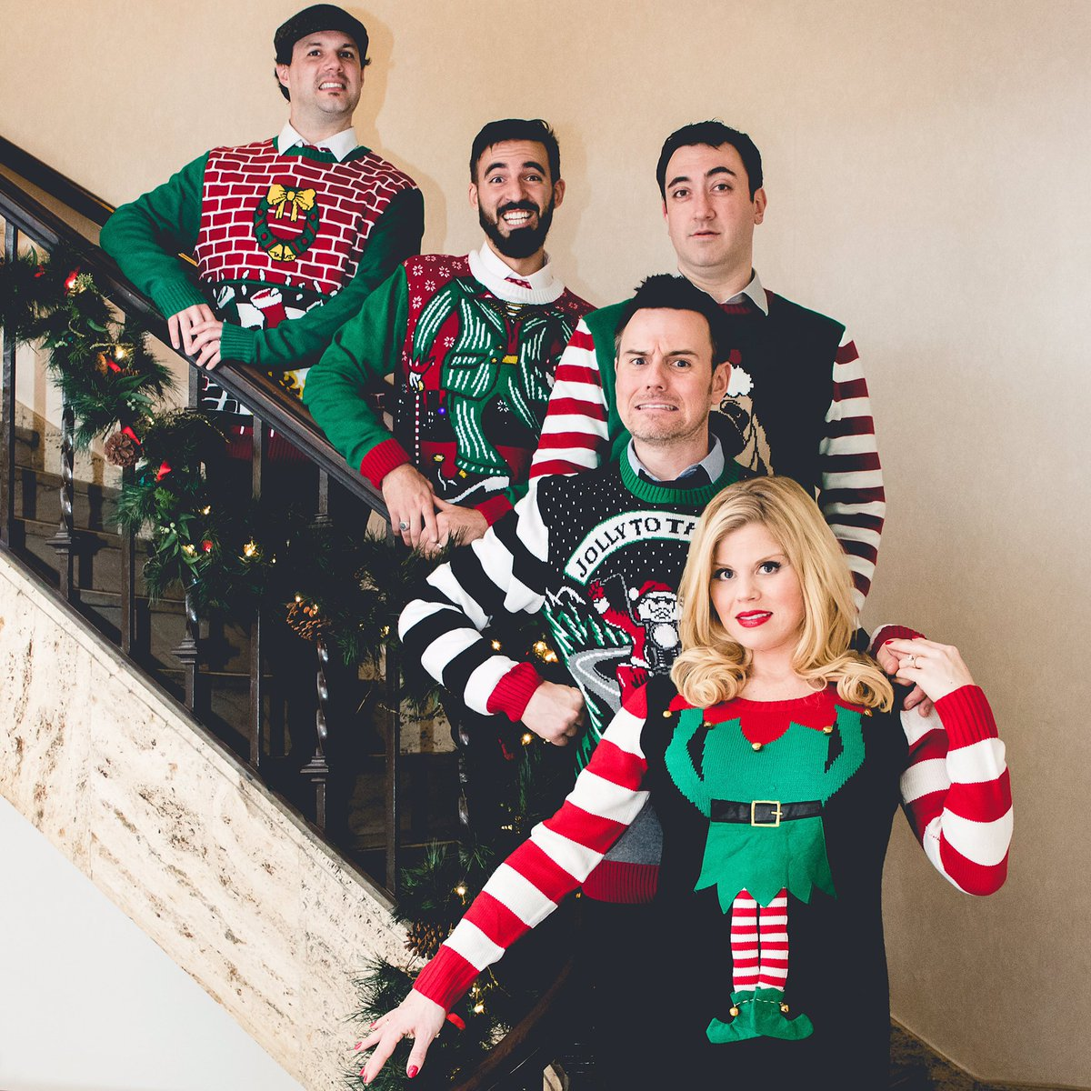Things will get awkward this weekend at @FeinsteinsSF ! Fri-Sun #ChristmasTour2016 #AMerryLittleChristmas https://t.co/QIKbQBPlIg