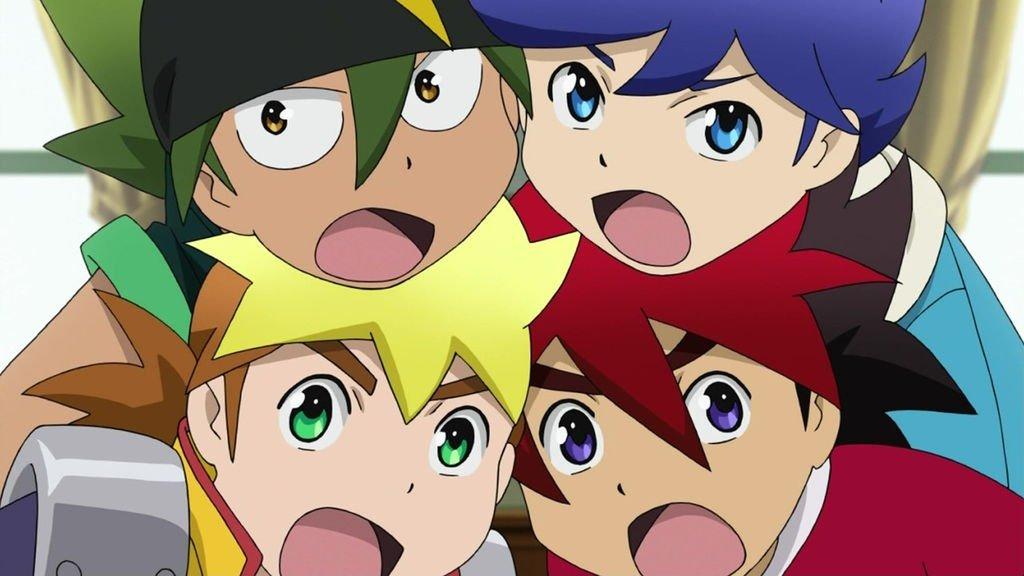 ちなみにアニメ本編はこんな感じですテンカイナイトはいいぞ