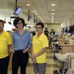 Kidney patients pay it forward