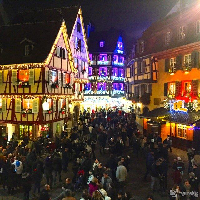 Si te gusta la Navidad tienes que ir a Colmar y sus mercadillos navideños..... https://t.co/bLYCEyODxh https://t.co/JiZa3fpHSe