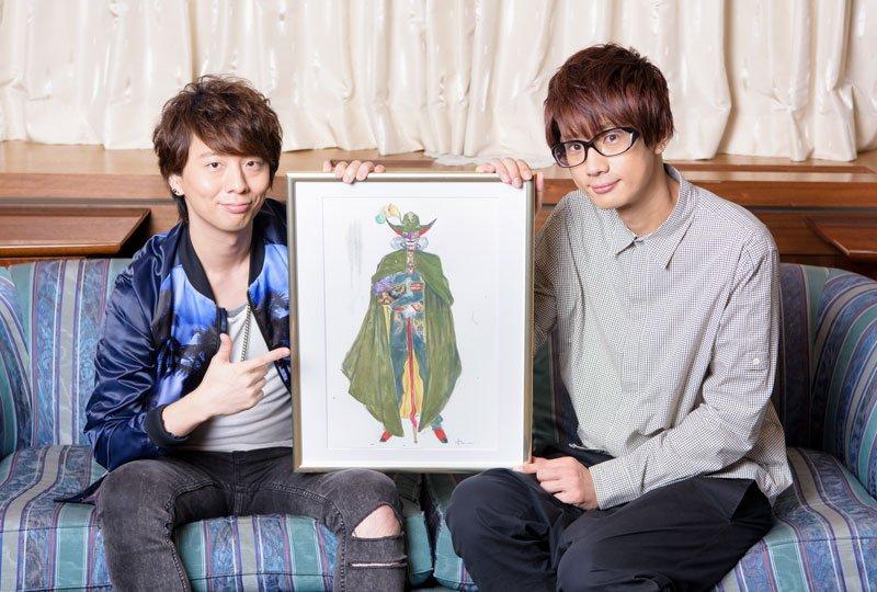木村良平、江口拓也がポプラ社来訪 「超・少年探偵団NEO」 新情報公開