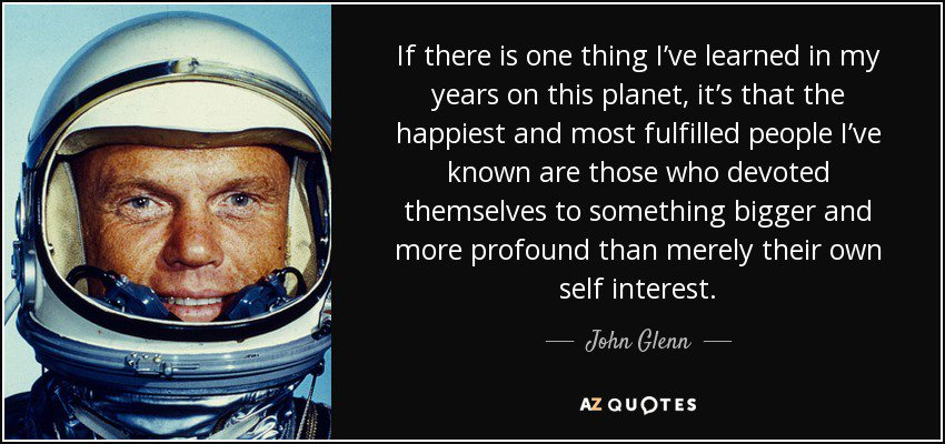 We will miss John Glenn's remarkable decency and the sense of possibility he inspired in us all. https://t.co/vUsu5M9SZU
