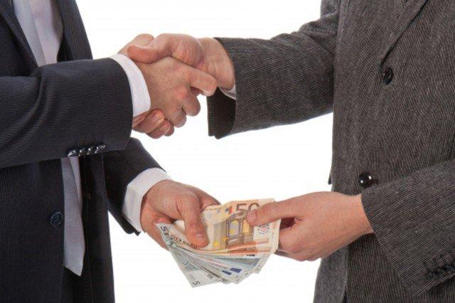 #corruzione