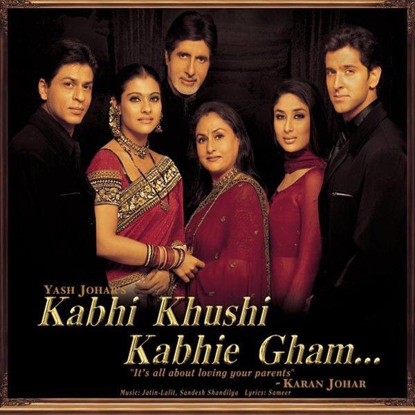 #15YearsOfKKKG....so many memories!! So many moments....so much love still....am grateful forever.... https://t.co/4UHyG9JcV8
