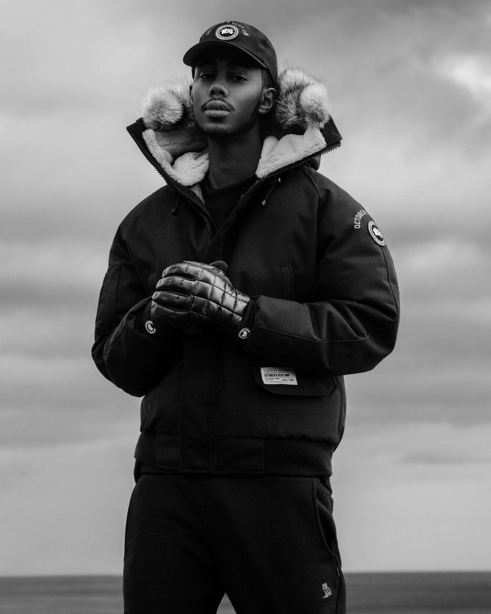 Canada Goose x OVO Fall 2016 is coming. Limited edition run available December 15 in store and online. https://t.co/qWcDT2qJwE