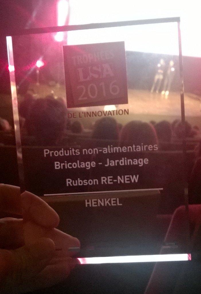 Henkel france entreprise innovante au c ur de l 39 innovation technologique - Rubson re new ...