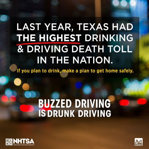 If you drink, don't drive. Enough said. #ProjectRoadblock https://t.co/SfglcxJYiQ