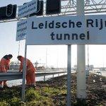 A2 dicht wegens storing Leidsche Rijntunnel