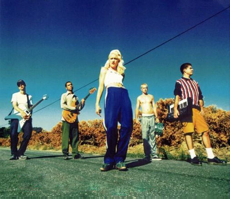 This week in 1993 No Doubt entered the studio to begin recording 'Tragic Kingdom'. https://t.co/g6JAdlyo0N