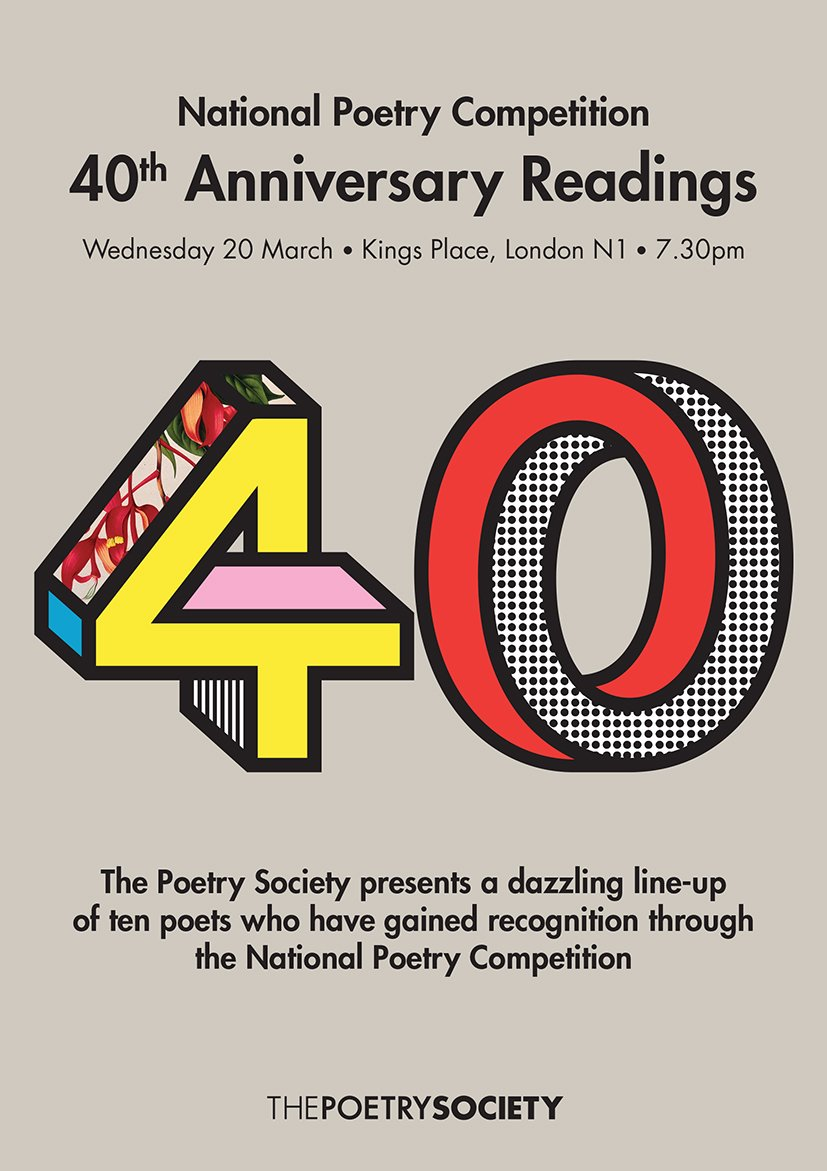 test Twitter Media - 26 days to go until the 40th anniversary event for the National Poetry Competition   Watch @JoShapcottcom read her poem 'Phrase Book' @southbankcentre https://t.co/PYqHbhwzMk  20th March, Kings Place https://t.co/CAyQRnXQtA https://t.co/oAY7VxycXH