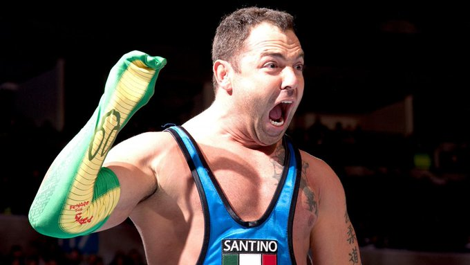 Happy 45th birthday to former Intercontinental Champion Santino Marella.