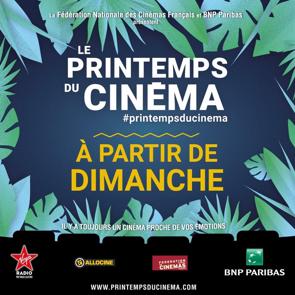 Tweet de Cinema Les Arches Lumière @cinemayvetot – 2019-03-14 11:05:26