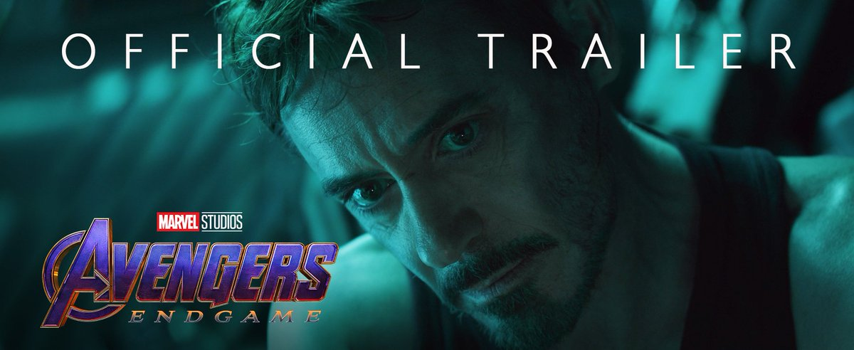 Whatever it takes. Watch the brand-new trailer for #AvengersEndgame, in theaters April 26. https://t.co/c7Kesvnvkx