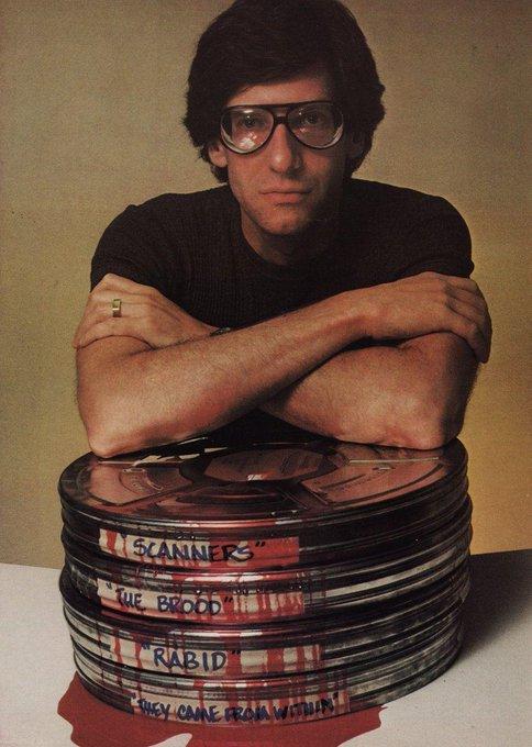 Happy birthday, David Cronenberg