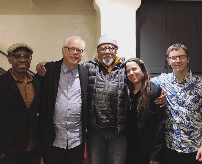 Happy Birthday, to the Great Charles Lloyd!!