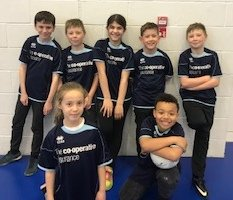 test Twitter Media - The pleasure and pain of competition. Y5 handballers lose all games, win final game and get gold.  Y6 win all games and lose in final get silver. Well done all thankyou Mr O'Rourke https://t.co/AjRo2XmqoG