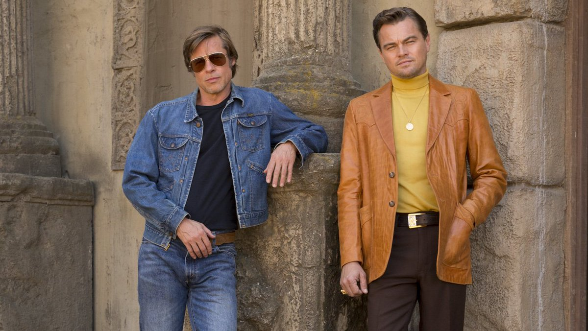 Is OnceUponATimeInHollywood part of a Tarantino Cinematic Universe?