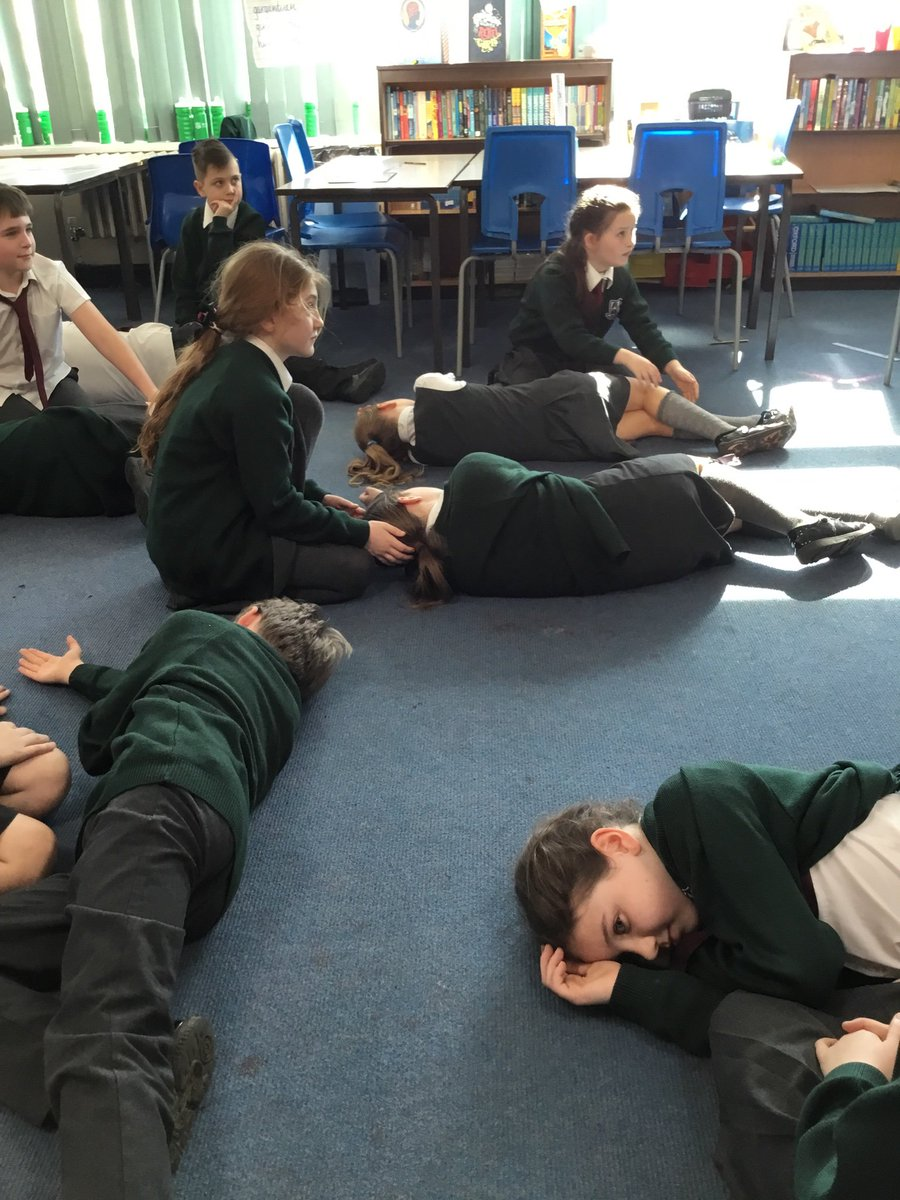 test Twitter Media - RT @MrStinchcombY5: We now know how to place somebody into the recovery position 🚑 https://t.co/OQ7X3yKCb2