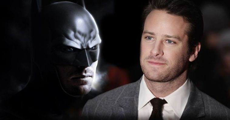 Armie Hammer quer interpretar o Batman no filme de Matt Reeves https://t.co/RAESwqSQOT https://t.co/SadsF4sg8C