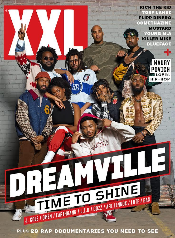 Whole squad made the cover. PRADA U.  DREAMVILLE. https://t.co/kLwzrRWFA2