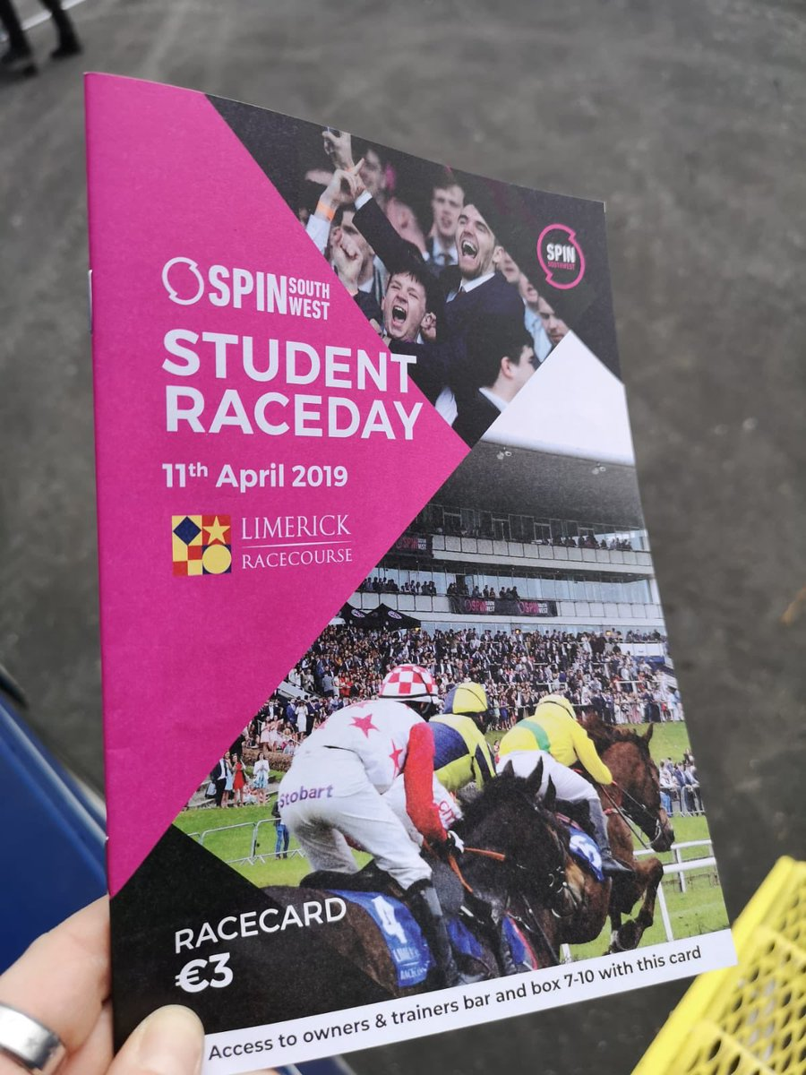 test Twitter Media - @LimerickRaces all set for @SPINSouthWest Student Raceday! https://t.co/LLjblBTq0Y