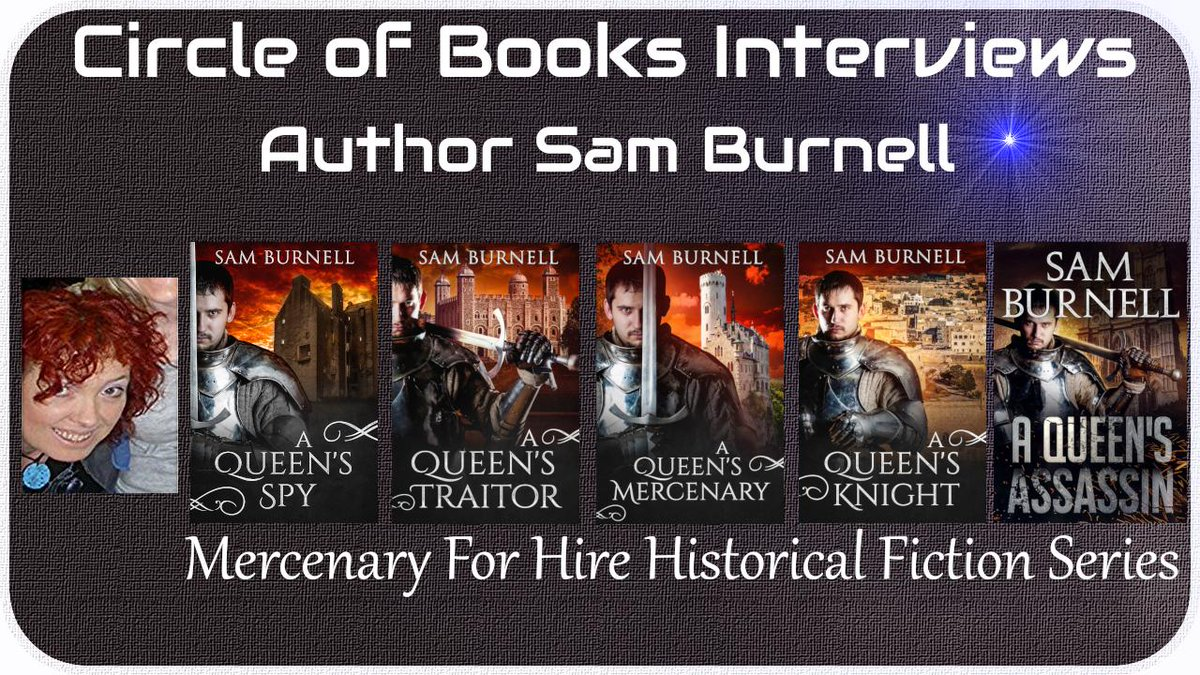 Interview - Sam Burnell