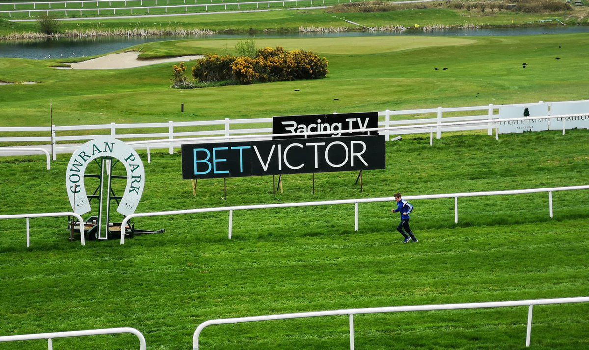 test Twitter Media - Horses & Jockeys running here @GowranPark1 @BetVictorRacing #ComeRacing https://t.co/Oh9TqFVgYG
