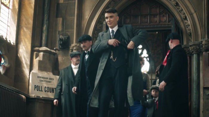 """test Twitter Media - """"I now declare Thomas Shelby to be the new Labour Member of Parliament for the constituency of Birmingham South."""" EPIC ❤️❤️ #PeakyBlinders #CillianMurphy https://t.co/v627rEnFpz"""
