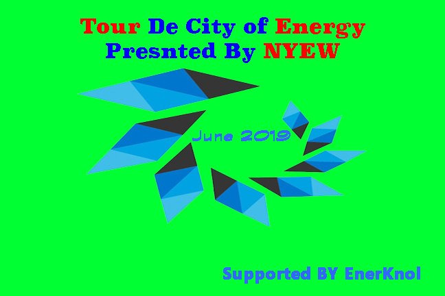 test Twitter Media - It will be the Center for Energy assembling. It will be the period of belief. We all are going to participate in the Tour de City of Energy presented by NYEW in the city of disruptors, dancing with the troupe of legendary renewable energy. Mark your calendar June 2019! https://t.co/1OaLqr4ne1