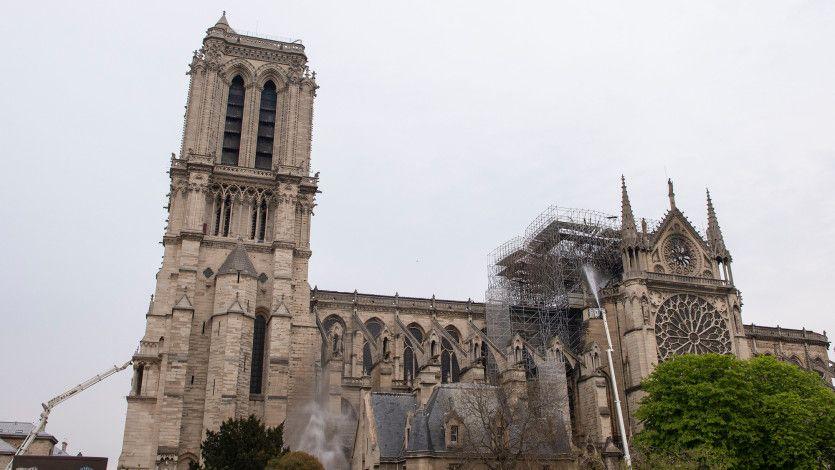 A tribute to Notre-Dame: https://t.co/PcsxoU5G3b https://t.co/GAKWt8KBAn